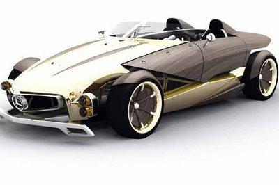 Mercedes reciclable