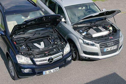 Mercedes Gl. the Mercedes GL 320 CDI is