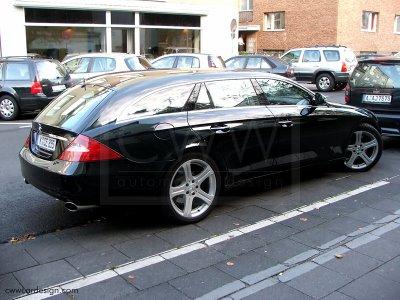 Cls station wagon perch no mercedes benz club italia for Mercedes benz cls station wagon