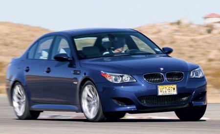 2007 Bmw M5. Third Place: BMW M5