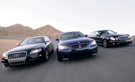 010420071953271608.thumbnail 2007 Audi S6 vs. BMW M5 vs. Mercedes Benz E63 AMG