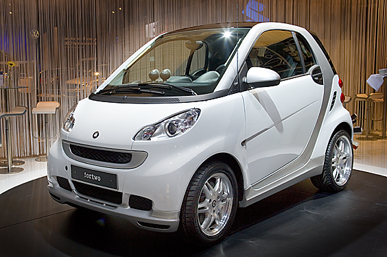 smart fortwo price revealed a mercedes
