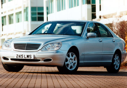 73 mercedes s class Mercedes S Class hold its value better than the competition