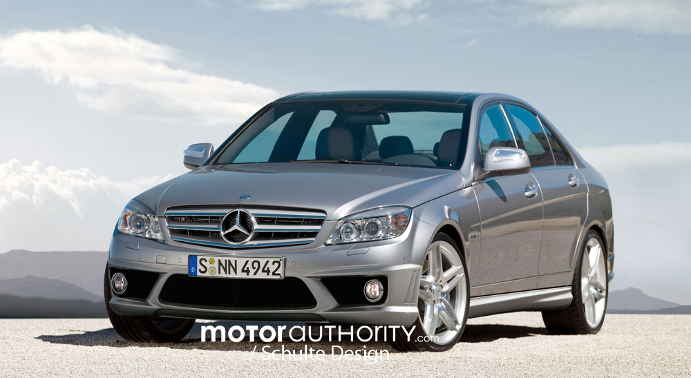 2007 mercedes benz c klasse amg partsopen. Black Bedroom Furniture Sets. Home Design Ideas