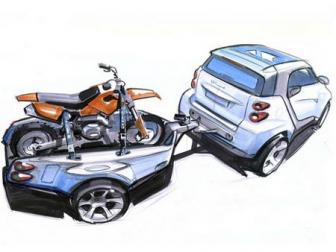 smart trailer 1.thumbnail Accessories for the Smart car