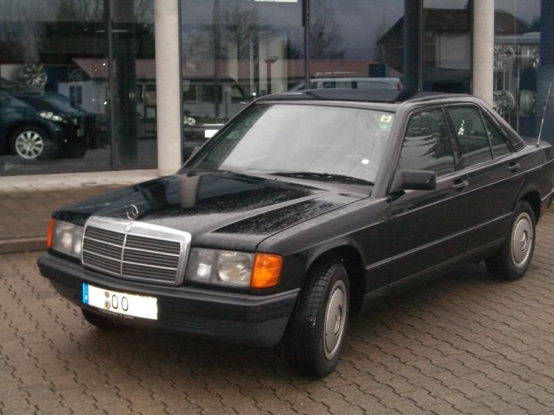 Mercedes History The 201 Series 1982 1993