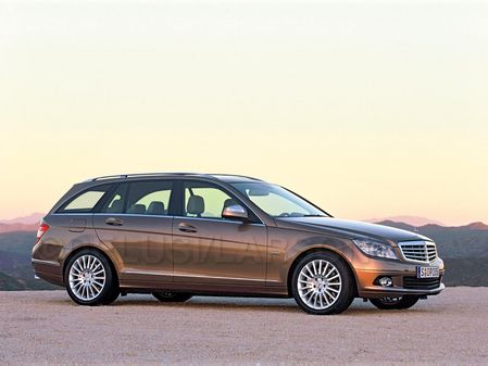 wagonillu New C Class wagon with no disguise