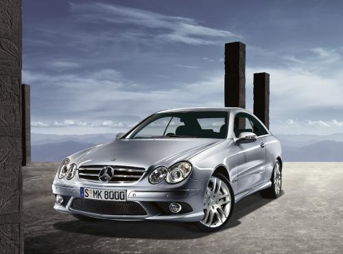 Mercedes Clk Black Series. We just got the CLK Black