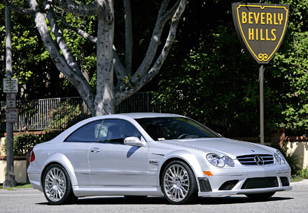 07 clk63 black fs s Channel 4 drives the CLK63 AMG Black Series