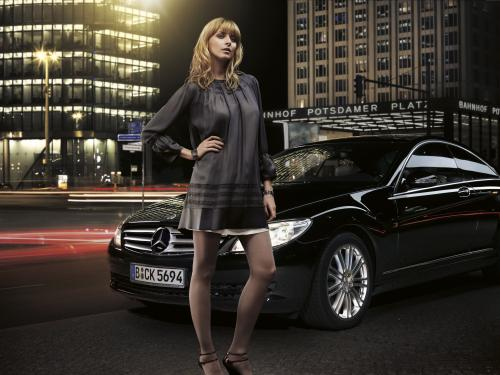 Mercedes-Benz model picture
