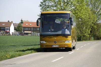tourismo The new high deck touring coach Mercedes Benz Tourismo