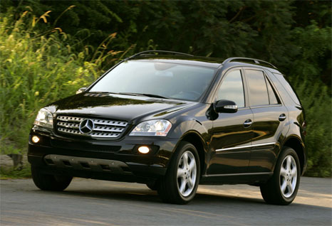 10th anniversary special edition the m class edition10 for 2007 mercedes benz ml500