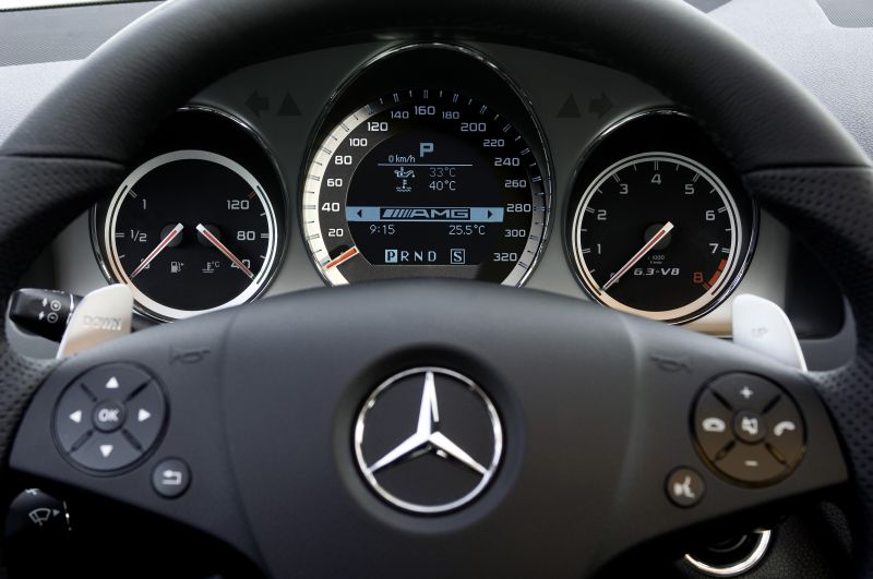 It S Official Mercedes C63 Amg Benzinsider Com A Mercedes Benz