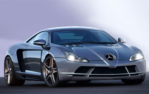 Good bye mclaren mercedes partners with amg on new slc for New mercedes benz supercar