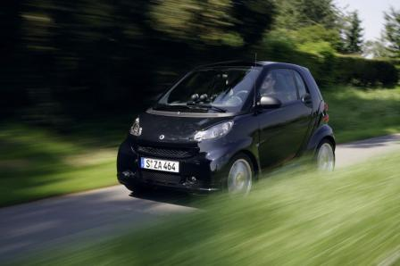 New smart fortwo BRABUS and BRABUS Xclusive