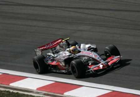 Fernando Alonso Mclaren Mercedes F1