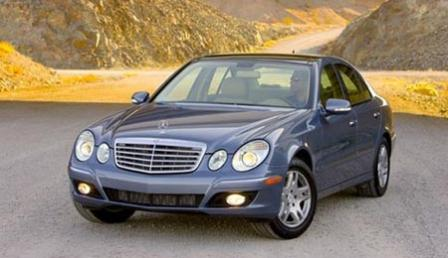 Mercedes Benz E320 Bluetec
