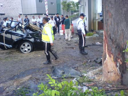 Deadly Car Accident in Malaysia