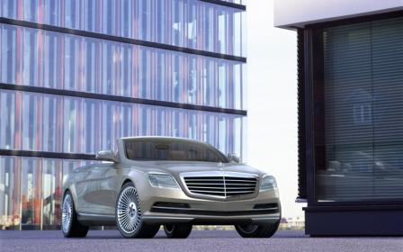mercedes benz ocean drive concept official 1.thumbnail Ocean Drive to be at Rolls Royces Calibre