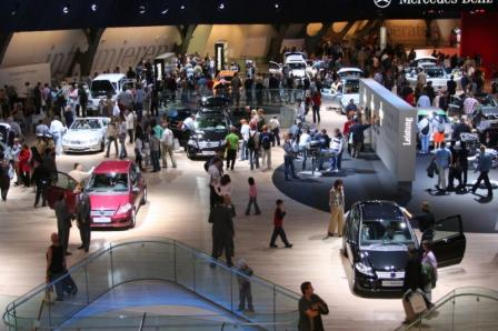 mercedes hall iaa 2005 s1.thumbnail The Magnificent 19
