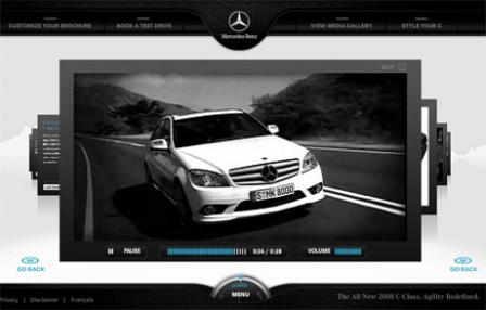 movie en.thumbnail Exclusive: Mercedes Benz Canada launches new C Class web site