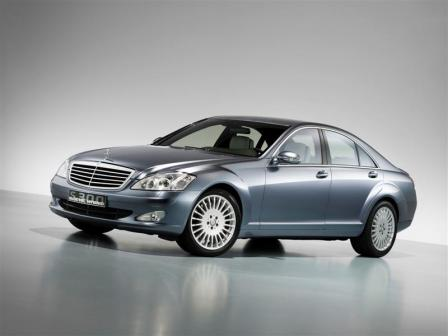 Mercedes Benz R  and S Class are the best cars of 2007
