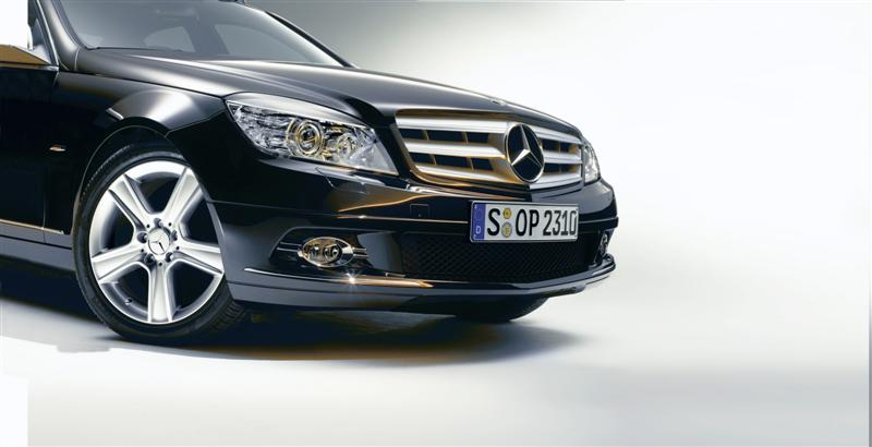 Range of genuine accessories for the mercedes benz c class for Accessories for mercedes benz c class