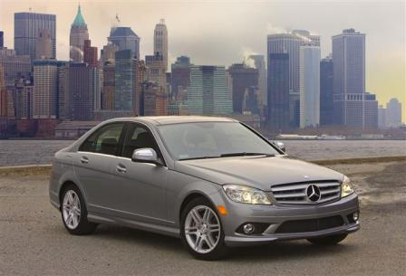mercedes benz c class small.thumbnail Mercedes Benz Car Group Posts Record Sales in First Nine Months of 2007