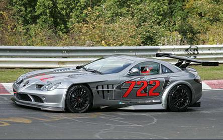 Mclaren Mercedes Slr 722. racingslr Mercedes SLR 722 GT