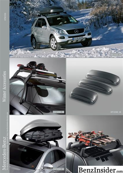 Mercedes benz lifestyle collection 2008 for Mercedes benz lifestyle accessories