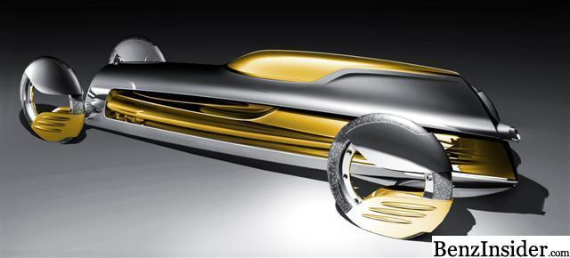 Los Angeles Design Challenge: The Mercedes-Benz SilverFlow ...