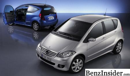 mercedes a class twins No one to dance with