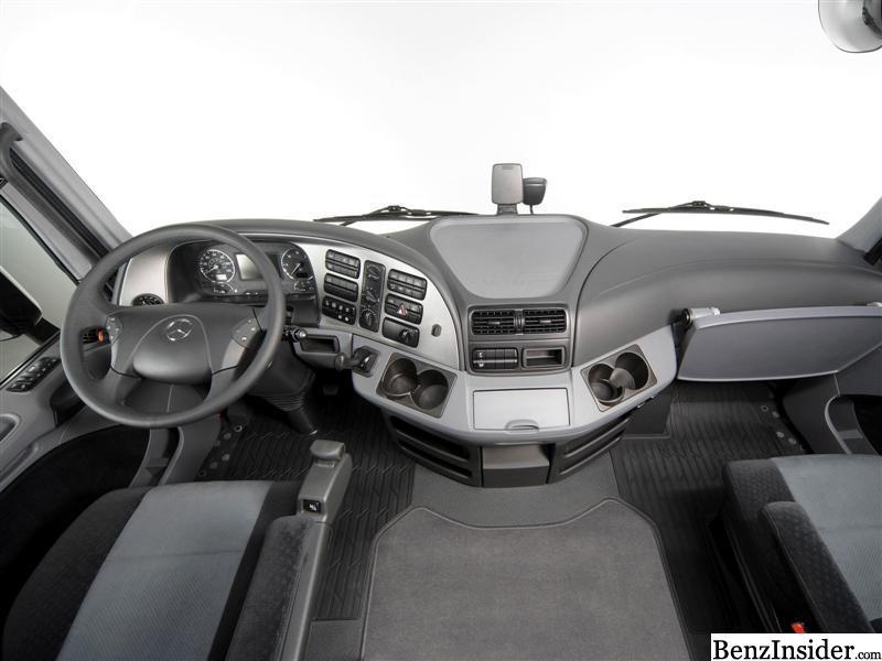 New Mercedes-Benz Actros on the starting line - BenzInsider