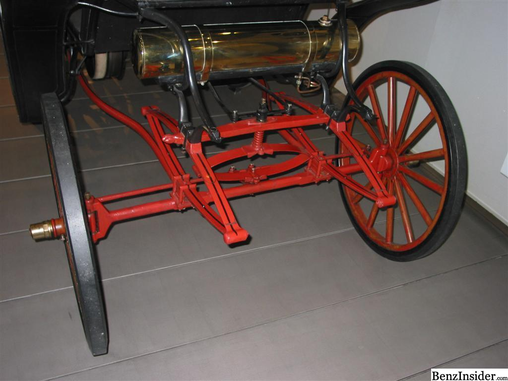 Day In History Carl Benz And His Double Pivot Steering
