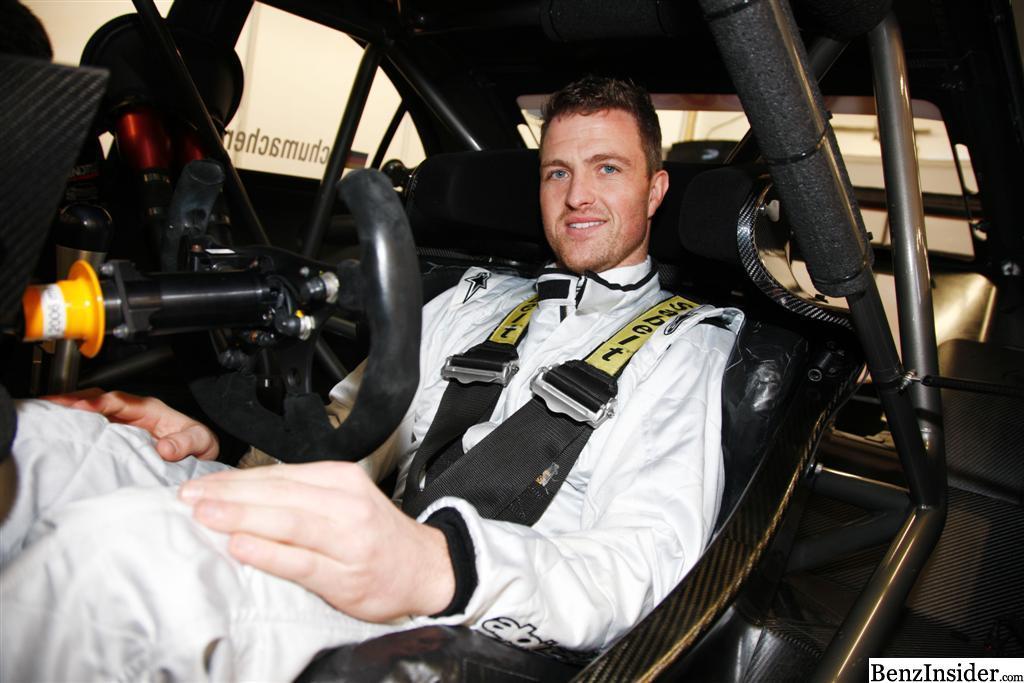 Ralf Schumacher To Join Amg Team A