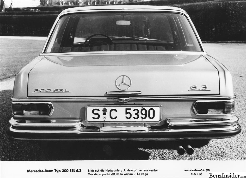 1968 geneva motor show mercedes benz 300 sel 6 3 a mercedes benz fan blog. Black Bedroom Furniture Sets. Home Design Ideas