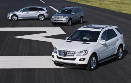 Diesel initiative in the US: BlueTEC SUVs in all 50 US states