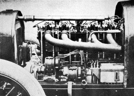 mercedes heritage 4 cylinder engine.thumbnail Mercedes Heritage: Four cylinder engines from Mercedes Benz