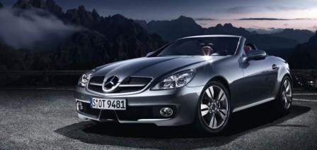 500 000 Mercedes Benz Slk Delivered To Customers Benzinsider Com A Mercedes Benz