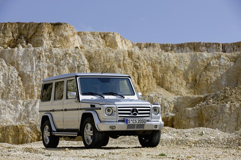 ... New Mercedes-Benz G-Class | BenzInsider.com - A Mercedes-Benz Fan Blog