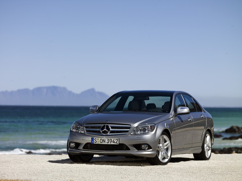2012 Mercedes-Benz C-Class Sedan