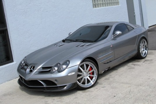 mercedes benz slr tuned by renntech with 740hp01 535x356 RENNtech introduces new performance package for the SLR   with 740hp