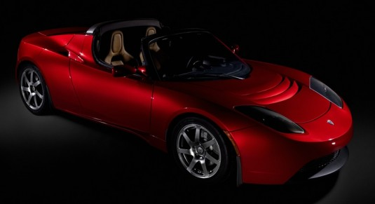 tesla motors roadster 535x291 Tesla Motors working with Daimler AG?