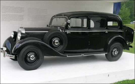 1939bilde 535x334 Mercedes Benz diesel milestones in the last century