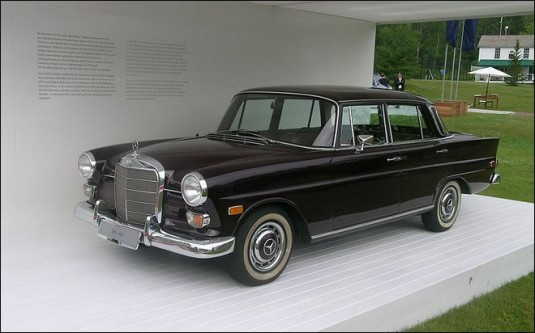1968 mercedes benz 200d 535x333 Mercedes Benz diesel milestones in the last century