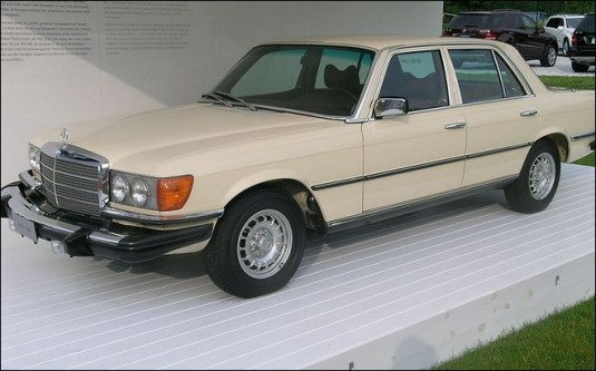 1980 mercedes benz 300sd 535x333 Mercedes Benz diesel milestones in the last century