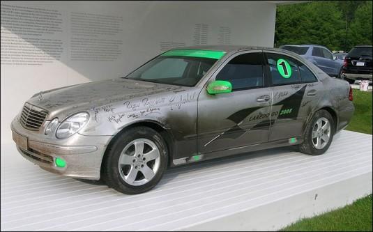 2005 mercedes benz e320 535x333 Mercedes Benz diesel milestones in the last century