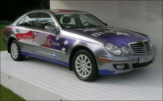 2006 mercedes benz e320 535x333 Mercedes Benz diesel milestones in the last century