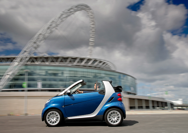 Smart Fortwo Getting Start Stop System