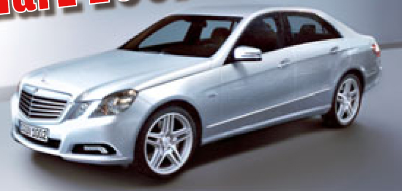 We would like to know how you feel about the design of the new 2010 E-Class.